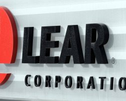 Lear Corporation Sign